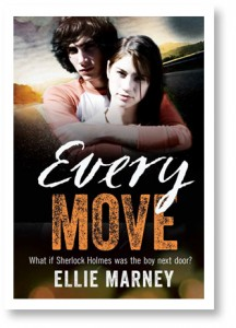 Ellie Marney Every Move cover