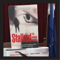 Book cover - Rachel Cassidy's Stalked: The Human Target