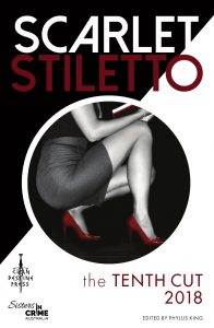 Cover of Scarlet Stilleto: The Tenth Cut 2018