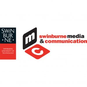 Swinburne University of Technology logo - media and communications department