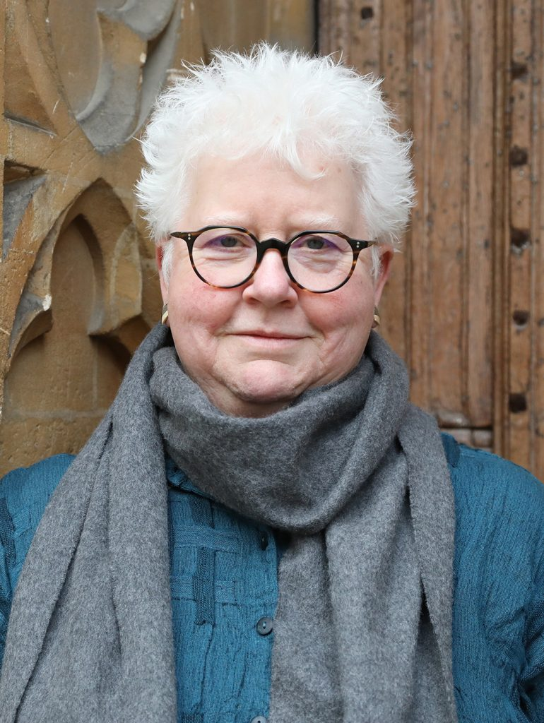 Val McDermid headshsot