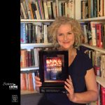 Emma Viskic with 2020 Davitt Award