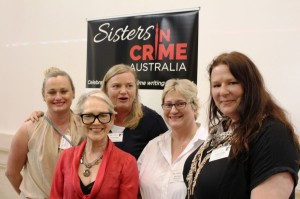 Hilary Bonney, Fiona Eagger, Sue Turnbull, Ann Turner & Kelly Lefever