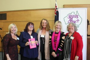 Kendall Talbot, Margeurite Scott, Kathryn Ledson, Anne Buist & Bronwyn Parry