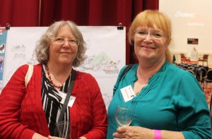 Bronwyn Parry & Pauline Johnston