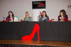 Leigh Redhead, L A Larkin, Anna Snoekstray & Emily Maguire