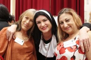 Thea Woznitza, Leigh Redhead, Dotti Mazejka