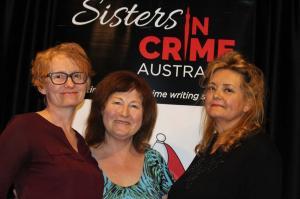 Amy Stewart, Robyn Walton & Lesley Truffle