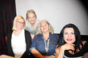 Ghostly Hanna Lofgren, Sue Thurnull, Janice Simpson & Leigh Redhead