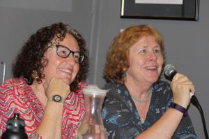 Marlena Alex & Debbie Sayers