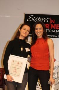 Irena Sprey & Nicole da Silva
