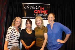 Jacqui Horwood, Fiona Capp, Tania Chandler & Candice Fox