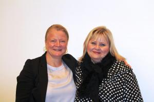 Marnie Johnstone & Vikki Petraitis