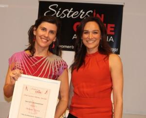 Melanie Myers & Nicole da Silva