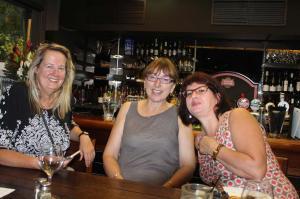 Robyn Byrne, Kate Incerti & Carmel Boyce